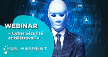 Webinar Cyber Sécurité